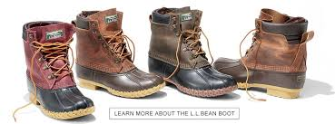 L L Bean Boots The Authentic Duck Boot