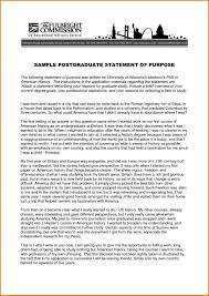 Best Of Sample Statement Purpose For Graduate School Pdf New Example