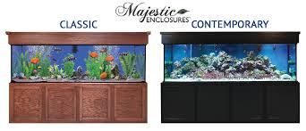 Best Aquarium Stand Design Aquarium Stands Canopies From Majestic Custom Aquariums