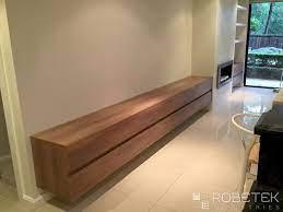 custom living room storage these wall