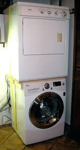 over under washer dryer. Compact Stackable Washer Dryer Interior Over Under