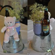 Lavender Baby Shower Decorations A Baby Is Brewing Themed Baby Shower Centerpieces Pink Teddy