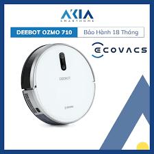 Robot Hút Bụi Thông Minh Ecovacs Deebot OZMO 710 - DS3G - Hàng Chính Hãng  BH 18 Tháng - Máy hút bụi