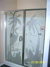 frosted window decals frosted window decals etched heron shower door decal privacy for strike flying