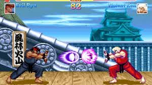 ultra street fighter ii the final challengers is an anti