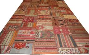 turkish patchwork rug m vintage stitched together in turkey pure wool rugs ikea
