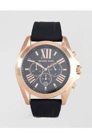 buy michael kors watches for men online fashiola co uk compare men watches michael kors mk8559 silicone watch in rose gold