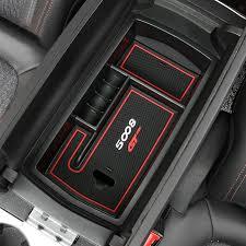 2018 peugeot 5008.  5008 1pcs plastic black interior central storge box organizer holder cover for peugeot  5008 2017 2018 car inside peugeot