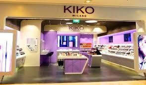 kiko milano launches in india dlf mall of india noida