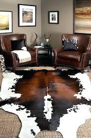 deer hide rug