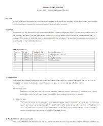 Simple Checklist Template Simple Project Management Plan Template Word Excel Templates Free