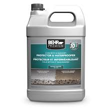 Waterproofer Protector For Concrete Masonry Behr