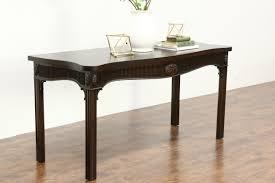 mahogany hall table. mahogany hall table n