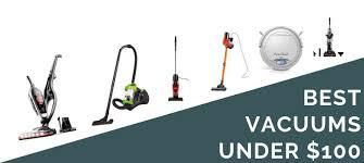 best vacuums under 100