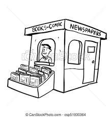 sg171006 cartoon books vector drawn