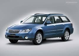 SUBARU Outback specs - 2006, 2007, 2008, 2009 - autoevolution