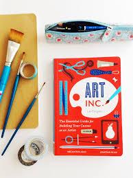 lisa congdon book review art inc the essential guide for lisa congdon book review of art inc by gstc art illustration