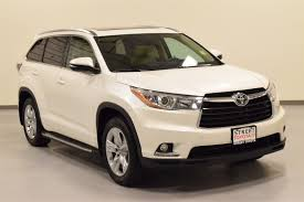 Certified Pre-Owned 2016 Toyota Highlander For Sale in Amarillo ...