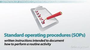 Standard Operating Procedures: Definition & Explanation - Video ...