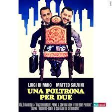85 Luigi Di Maio & Matteo Salvini - Una poltrona per due – Fanfango