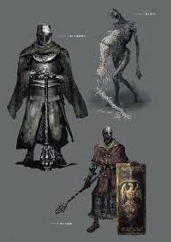 dark souls 3 artbook enemy dark souls dark souls 3 Артбук Концепт