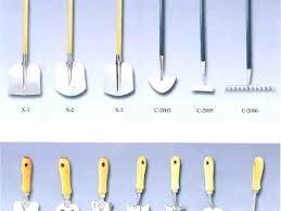 basic gardening tools names of gardening tools in garden gardening tools and equipment pdf basic gardening tools