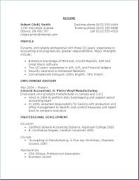 Accountant Objective For Resume Best Of Examples Of Objectives In A Resume Examples Objectives Resumes Best