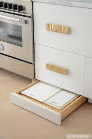 cutting kitchen cabinets. Kitchen With Cutting Board Drawer Cabinets