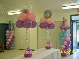 Princess Balloon Decoration Childrens Parties Ii
