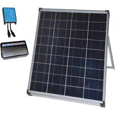 Npower Solar Lights Npower Crystalline Solar Panel Kit With Stand Charge