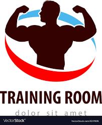 Gym Logo Design Template Health Or