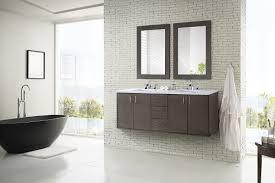 wall mounted bathroom vanities and why