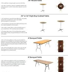 banquet table dimensions 8 banquet hall table dimensions standard round banquet table dimensions