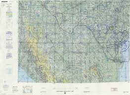 Nautical Charts Central America Latin America Operational Navigation Charts Perry