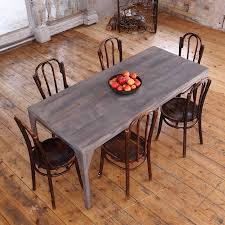 Industrial Style Dining Room Tables Industrial Style Contemporary Dining Table By Cosywood