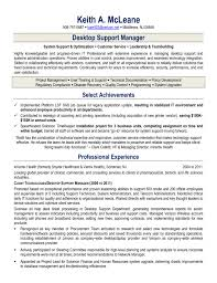 ... Awesome Desktop Support Technician Resume 4 Computer Tech Support Resume  Sample It Customer Example Engineer ...