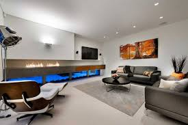 ... Modern Home Architecture Interior Modern Home With A Fresh Interior  Design And Sleek Architecture Nice Ideas ...