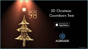 14D Christmas Countdown Tree for iPhone ...