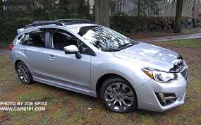 subaru impreza 2015 hatchback white. Contemporary White Subaru Impreza Sport Hatchback With Aero Crossbars And Front Hoor  Protector  Ice Silver And Subaru Impreza 2015 Hatchback White Z