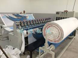 Ultrasonic Quilting Machine-Changzhou Futan Machinery Co., Ltd. & Ultrasonic quilting machine(Dots line) Adamdwight.com
