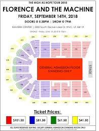 Maverik Center Utah Seating Chart Seats Online Charts Collection
