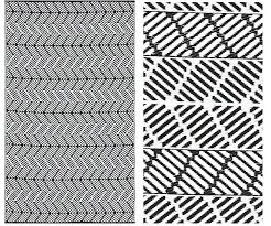 cb2 indoor outdoor rug easy pieces rugs black and white