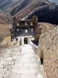 great wall of china structure