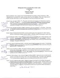 Apa Annotated Bibliography Example Bunch Ideas Of Annotated Bibliography Example Apa Cover Page About