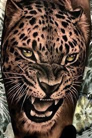 пин от пользователя арам на доске Tattoo леопардовые тату идеи