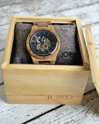 gifts for men jord watch review my boys and their toys