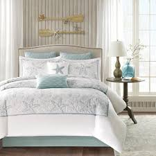 Beach Bedding, Over 300 Comforters & Quilts In Beachy Themes & Harbor House Maya Bay Bed Linens Adamdwight.com
