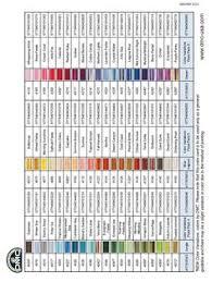 Punctilious Dmc Color List 2019