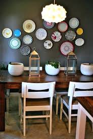 hanging plates on wall to decorate contemporary best decor ideas for more decorating regarding 7 plates