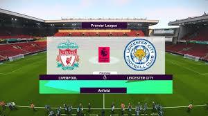 Passe décisive de james milner suite à un centre sur corner. Liverpool Vs Leicester City Premier League 2020 21 Pes 2021 Youtube